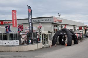 DAINESE & AGV DAY REPORT