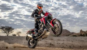 LE NUOVE AFRICA TWIN e AFRICA TWIN ADVENTURE SPORTS 2020