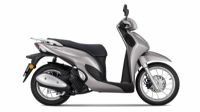 colori - SH Mode 125 2021 - Mat Techno Silver Metallic